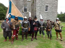 Clansmen Reivers Festival